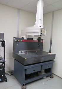Sheffield Cordax 1808 Cmm Mea Coordinate Measuring Machine W Renishaw Mih Probe