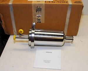 Sartorius Filter Housing Hg10u7ax55pos New