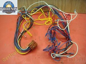 Blodgett Cos 8 aa Combi Oven Oem Control Panel Wiring Harness R5588