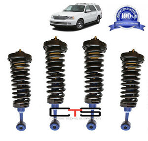 Lincoln Navigator Air Bag To Coil Spring Struts Suspension Conversion Kit 03 06