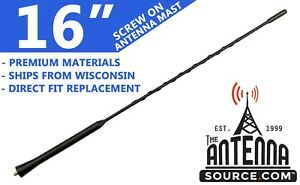 16 Fuba Style Antenna Mast Fits 2010 2017 Toyota Prius With Bluetooth