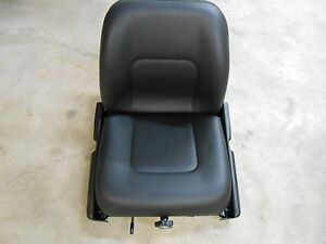 9711411700 Caterpillar Mitsubishi Forklift Seat Assembly