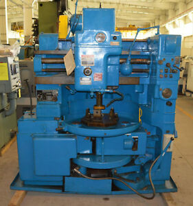 36 6 Felows Vertical Gear Shaper 27856