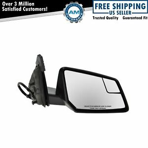 Side View Mirror Heated Signal Blind Spot Passenger For Traverse Acadia Outlook