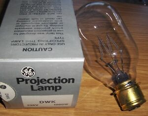 Dwk Photo Projector Stage Studio A v Lamp bulb free Shipping