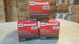 Ford Diesel 6 0 Motorcraft Oil Fuel Filter Kit