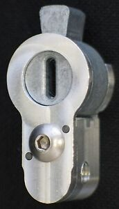 American Profile Cylinder Adapter Use U s Cylinders With European Mortise Lock