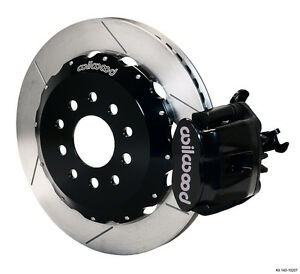 Wilwood 90 99 Civic W 240 Mm Disc Dp6 Front Kit 12 19 140 10736