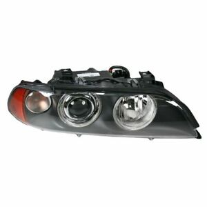 Hid Xenon Headlight Headlamp Passenger Side Right Rh For 01 03 Bmw E39 5 Series