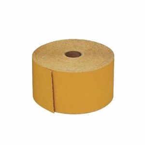 3m 2599 Stikit Gold Sheet Roll 2 3 4in X 25yd P80c Sandpaper Strips Custom Size