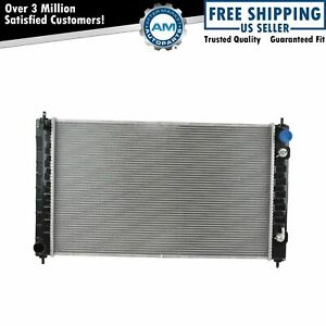 Radiator Assembly Aluminum Core Direct Fit For Nissan Altima Maxima New