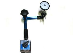 Hydraulic Magnetic Holder Blue With 1 Dial Indicator