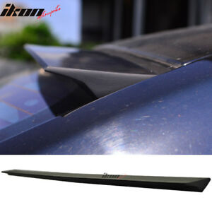 Fits 09 15 Nissan Maxima A35 4dr Vrs Style Roof Spoiler Wing Unpainted Puf