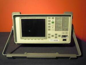 Hp 37717c Omniber 717c Communications Performance Analyzer Loaded