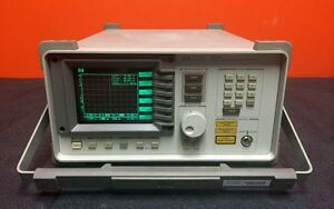Hp 8145a Optical Time Domain Reflectometer Opt 23 sale