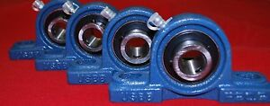 qty 4 2 Pillow Block Bearing Ucp211 32 Bearings P 211 Usbb 2v56