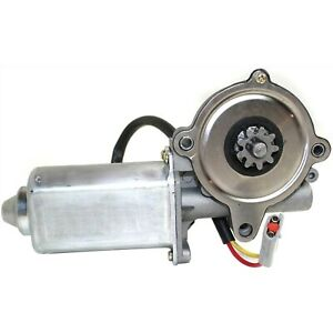 Window Motor For 95 2003 Ford Explorer W 9 Tooth Gear Front Driver Side