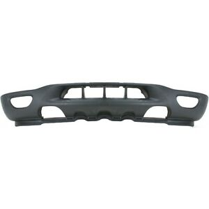 Front Valance For 99 2003 Ford F 150 99 2002 Expedition Textured Capa