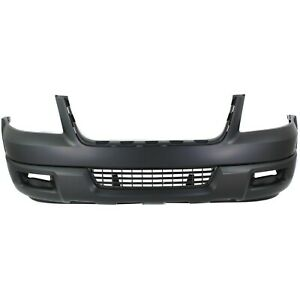 Front Bumper Cover For 2004 2006 Ford Expedition Eddie Bauer limited xlt Sport