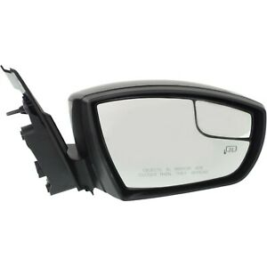 Power Mirror For 2013 2016 Ford Escape Right Side Manual Fold Heated With Memory