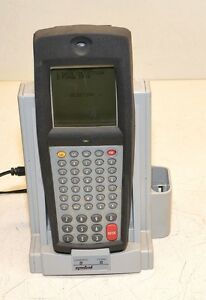 Symbol Pdt6800 n0sf4000 Barcode Scanner With Charger data Stand