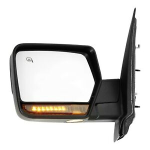 Kool Vue Mirror For 2007 2008 Ford Expedition Lincoln Navigator Left Heated