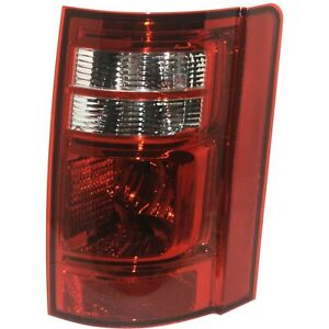 Tail Light For 2008 2010 Dodge Grand Caravan Passenger Side