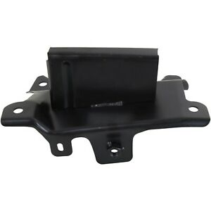 Bumper Bracket For 2007 2013 Chevrolet Silverado 1500 Front Driver Side Outer