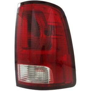 Tail Light For 2011 2012 Ram 1500 2009 2010 Dodge Ram 1500 Rh Assembly Capa