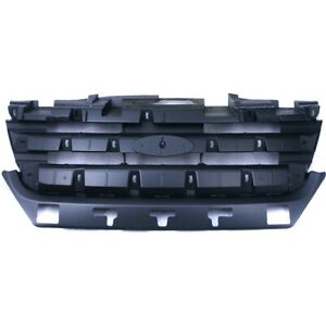 Header Panel For 2010 12 Ford Fusion Grille Mount Panel