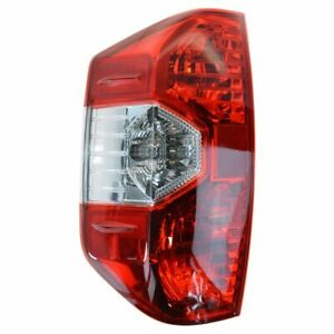 Taillight Lamp Housing Assembly Lh Left Driver Side For 14 15 Toyota Tundra New