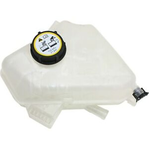 Coolant Reservoir For 2011 2016 Ford Fiesta W Cap