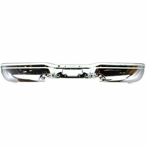 Step Bumper For 2000 2005 Ford Excursion Chrome Steel