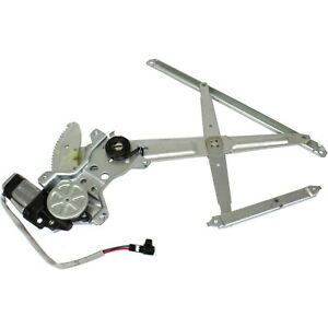 Power Window Regulator For 2000 2006 Toyota Tundra Front Right Side With Motor