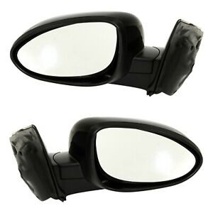 Set Of 2 Mirror Power For 2012 2018 Chevrolet Sonic Heated Paintable