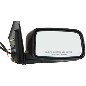 Power Mirror For 2002 2007 Mitsubishi Lancer Passenger Side Paintable Right