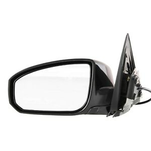Power Mirror For 2004 2008 Nissan Maxima Driver Side Heated Manual Folding