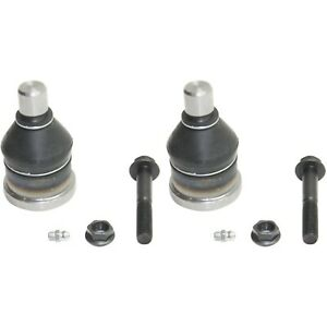 Ball Joint For 2001 2012 Ford Escape Front Lower Left Right Side Set Of 2