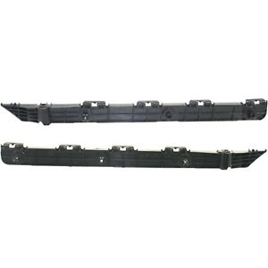 Bumper Bracket For 2007 2011 Toyota Camry Set Of 2 Rear Right Side