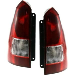 Set Of 2 Tail Light For 05 2006 Ford Focus Zxw Wagon Lh Rh