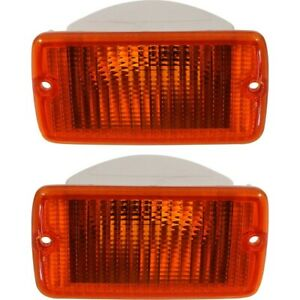 Turn Signal Light For 2001 2006 Jeep Wrangler Tj Plastic Lens Lh