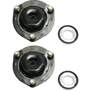 Shock And Strut Mount For 2002 2006 Toyota Camry Front Driver And Passenger Side