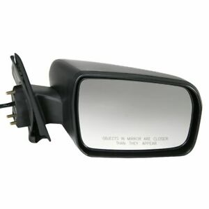 Power Side View Mirror Passenger Right Rh New For 04 08 Mitsubishi Galant