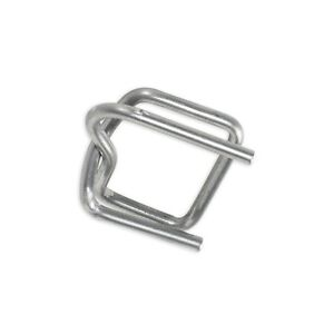 wire Poly Strapping Buckles 1 2 1000 case