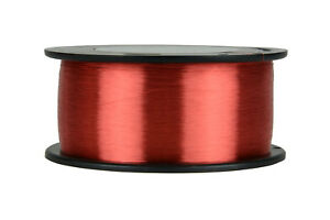 Temco Magnet Wire 45 Awg Gauge Enameled Copper 1lb 155c 97316ft Coil Winding