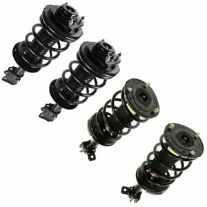 Strut Spring Assemblies Front Rear Set Of 4 For Chrysler Dodge Plymouth Neon