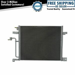 Ac Condenser A c Air Conditioning Direct Fit For Dodge Dakota Pickup Truck New