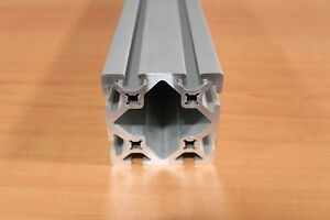 8020 Inc 15 Series Smooth T slot Aluminum Extrusion Part 3030 s X 60 F2 05