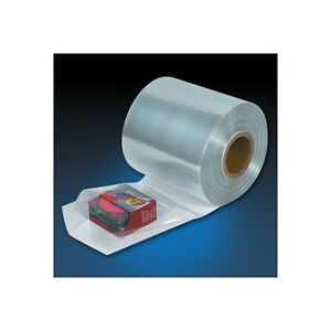shrink Tubing 5 X 100 Gauge X 1500 Clear 1 roll