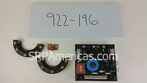 Spartner Kit l1000 Arep W avr R438 922 196 Genuine Fg Wilson Part